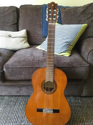 Vintage Yamaha G-230 nylon string guitar
