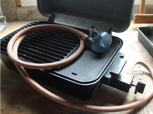 portable BBQ in Truro