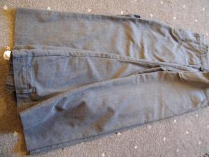 3 Pairs of Marks and Spencer Boy's Grey School Trousers