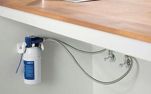 BRITA Torlan 3-Way Water Filter Tap And Filter by BRITA