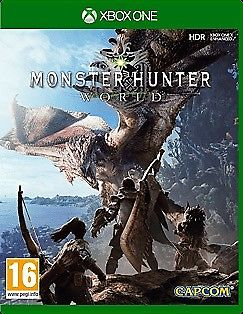 Monster hunter worlds xbox game for sale