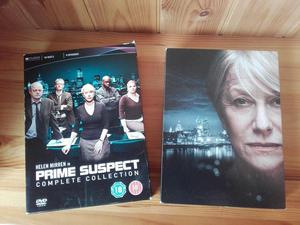 Prime Suspect The Complete Collection