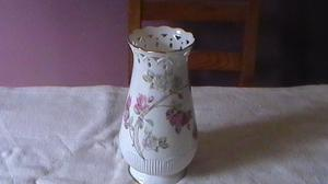 "Ainsley Elizabeth Rose 10.5"" Fine Bone China Vase"