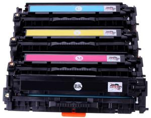 Canon CRG731 LBPCW LBPCN LBPCN MFCW Compatible pack of 4