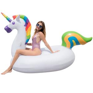 Giant Inflatable Unicorn Pool Floats-Pool Party Premium