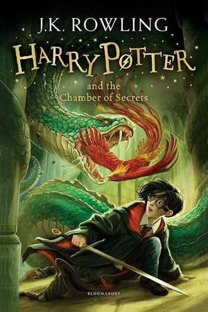 Harry Potter and the Chamber of Secrets by J. K. Rowling (Paperback, )