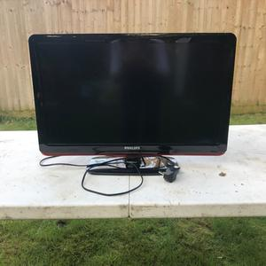 Philips 24 inch TV perfect condition