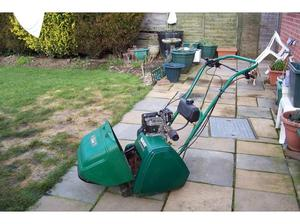 QUALCAST MOWER in Barnsley
