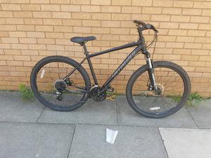 Specialized crosstrail mountain bike with 27.5 inch