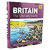 AA BRITAIN THE ULTIMATE GUIDE. IN A HARD CASE RING BINDER STYLE. LOOKS LIKE NEW UNUSED.