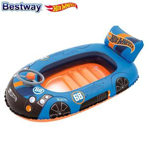 Bestway kinder-schlauc hboot Hot Wheels Kids Boat Watercraft