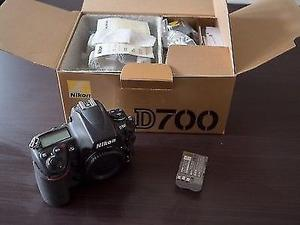 Nikon D700 - Excellent Condition Full Frame Camera
