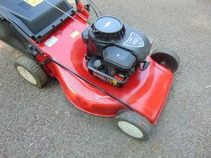 Omega Petrol Mower
