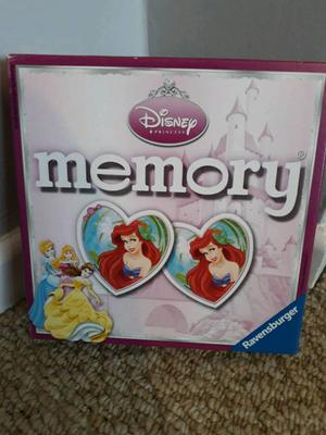 Ravensburger Disney memory game