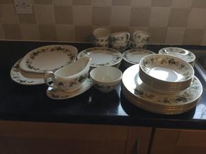 Royal Dalton 41 piece fine china
