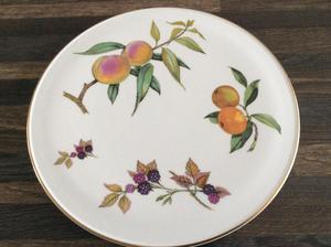 Royal Worcester Serving Plate