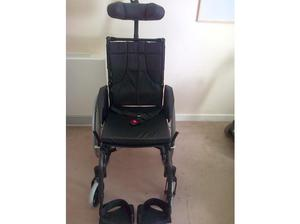 right hand control self propelled wheelchair in Kilmarnock