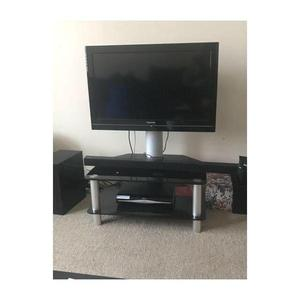 32inch Toshiba TV and TV stand