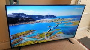 HISENSE H65NUK 65 Inch Smart 4K Ultra HD TV