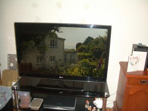 """LG 42LW450U 42"""" 3D p HD LED Television"""