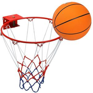 Pellor Children Kids Solid Basketball Ring Hoop Net with