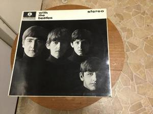 The Beatles with the Beatles  PCS  LP NM