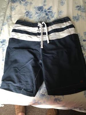 3 pairs of Crew swim shorts