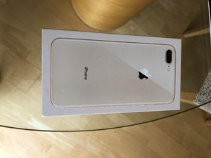 Brand New iPhone 8 Plus White Gold 64GB EE