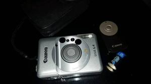 Canon Ixus Camera