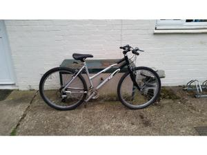 Carrera Vulcan 21 speed 26 inch wheel mountain bike in