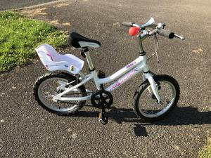 Girls Lightweight Ridgeback Melody 16 inch Bike