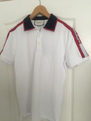 Gucci polo shirt £45 (free P+P)
