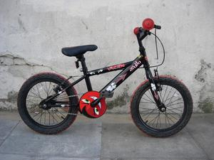 Kids Bike, Black, by Apollo, 16 inch Wheels for Kids 5+ Years, JUST SERVICED / CHEAP PRICE!!!!!!!!!!