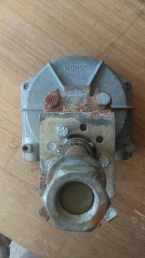 MORSE Steering helm