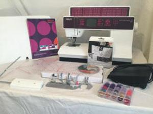 PFAFF QUILT EXPRESSION 4.2 IDT SEWING MACHINE