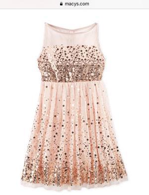Prom Dress Age 12 from MACYS USA.