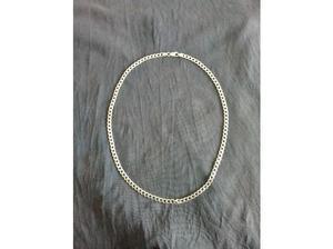 Silver Curb Chain. in Bradford