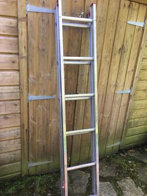 aluminium loft ladder for sale