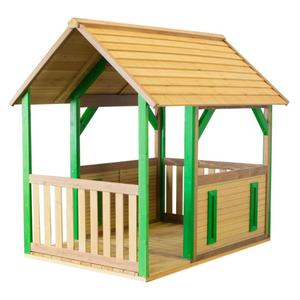 AXI Playhouse Forest Wood A