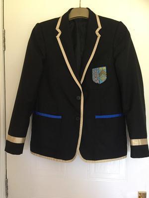 Dunfermline High School Blazer - Girls