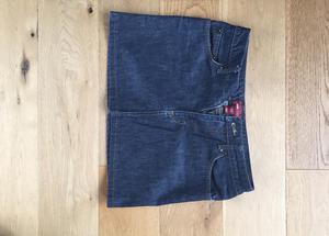 H&M women denim mini skirt