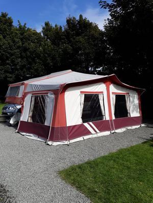 Pennine Pullman Folding Camper Bedroom Annexe Posot Class