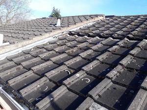 Sandtoft Rivius Slate Interlocking Roof Tile Posot Class