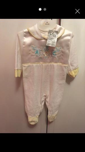 Babygrow new with tags 6-9 months