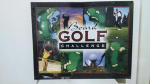 Board Golf Challenge Board Game Complete Golf In A Box