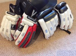 Cricket whites and Equipment - all Slazenger