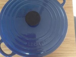 Le Creuset Casserole, with lid