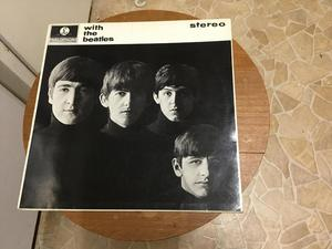 PCS  The Beatles with The Beatles  LP sleeves NM