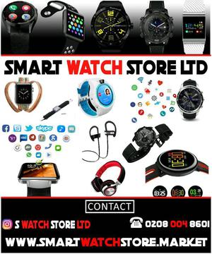 Smart Watches, Wireless Headphones, Power Banks and more..