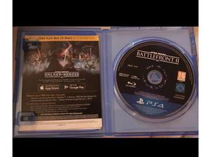 Star Wars Battlefront II for PlayStation 4 in Ealing